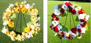 In Memoriam Commemorative Wreath